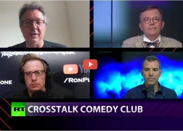 Crosstalk comedy club