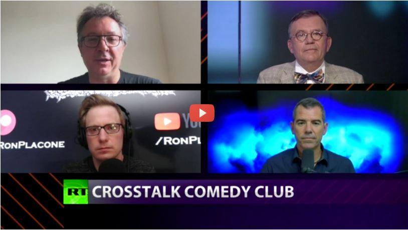 Cross Talk comedy club