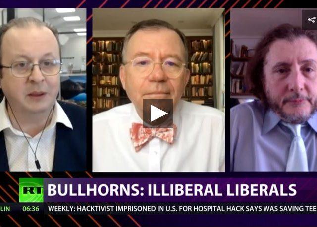 CrossTalk Bullhorns, HOME EDITION: Illiberal liberals