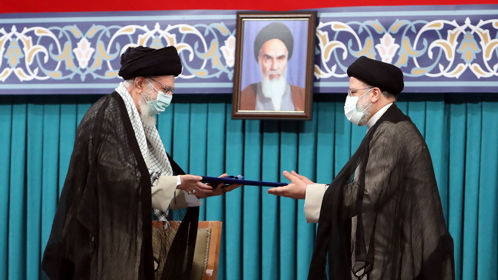 Ebrahim Raisi, Iran's