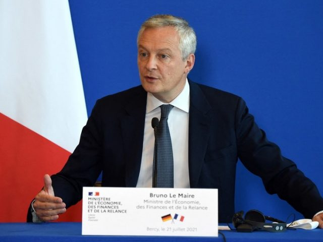 French finance minister says Pegasus spyware may have infected govt devices, including his own phone