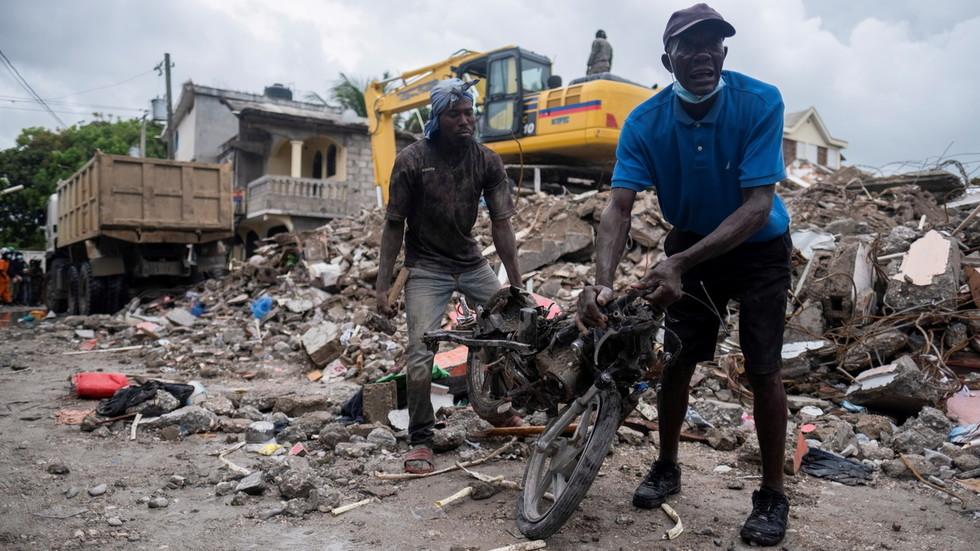 Haiti has recorded