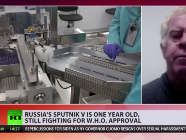 'Politics' prevents highly-effective Sputnik V's approval by WHO & European regulator – leading Australian epidemiologist to RT