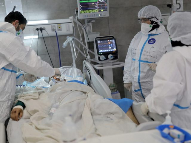 Covid deaths in Iran climb above 100,000 as Delta variant fuels '5th wave'