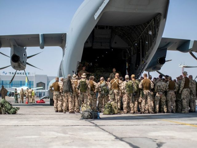 'All soldiers flown out': Germany ends evacuation operation in Afghanistan