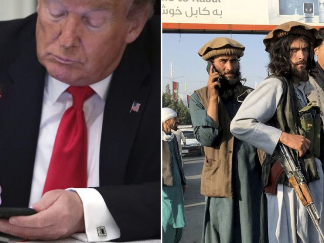 Banning American conservatives from social media and not the Taliban proves we don't know who the bad guys are any more