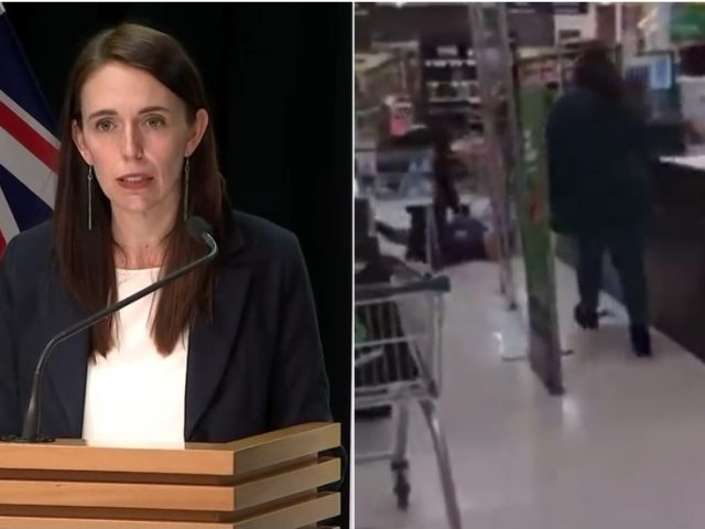 Stabbing in New Zealand supermarket was ISIS-inspired terrorist attack – prime minister