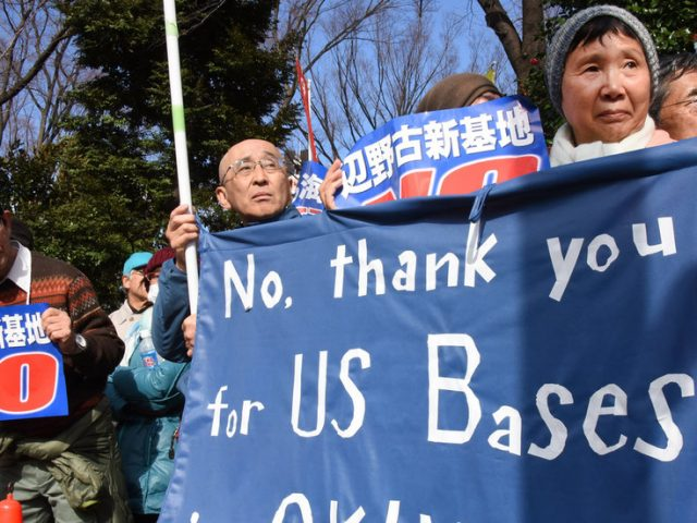 Chinese media mocks Japan as Tokyo apologizes to Okinawans for US Marines' sudden dumping of 'safe' wastewater from base