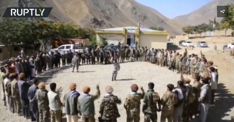 Afghan resistance