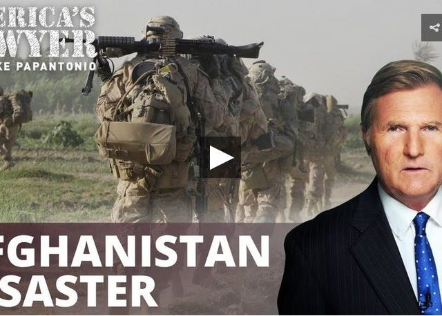 80+ US generals demand resignations over Afghanistan disaster