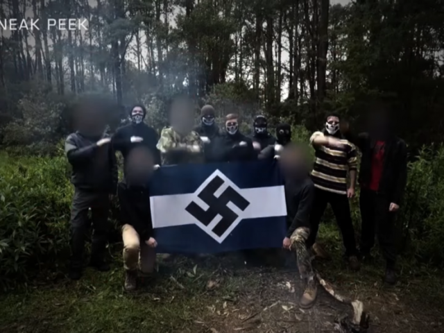 Shocking new TV investigation shows why Australia should be on red alert for the next neo-Nazi mass slaughter