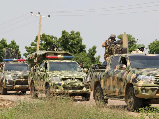 More than 70 children kidnapped by gunmen from school in northwestern Nigeria