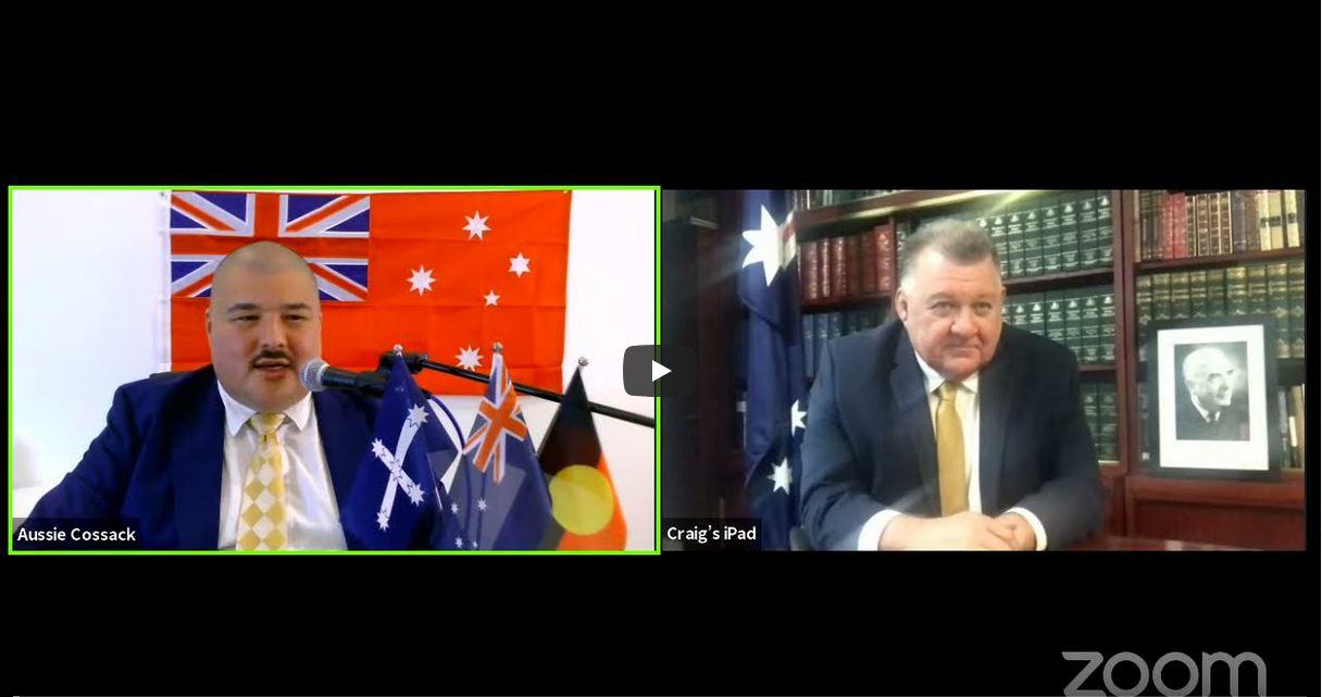 Aussie Cossacks Politics