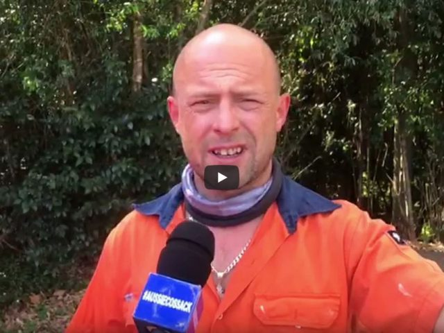 Preview: Sydney's Bruce Willis backs the Melbourne protesters!