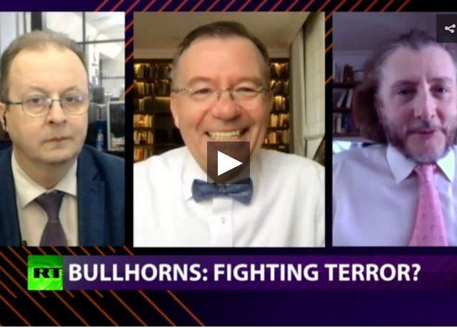 CrossTalk Bullhorns, Home Edition: Fighting terror?