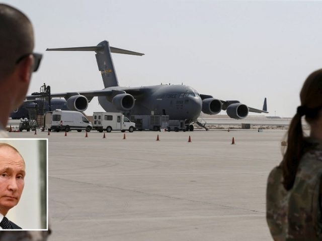 America's evacuation of troops from Afghanistan looked more like a 'downright escape' than a 'hasty withdrawal,' Putin says