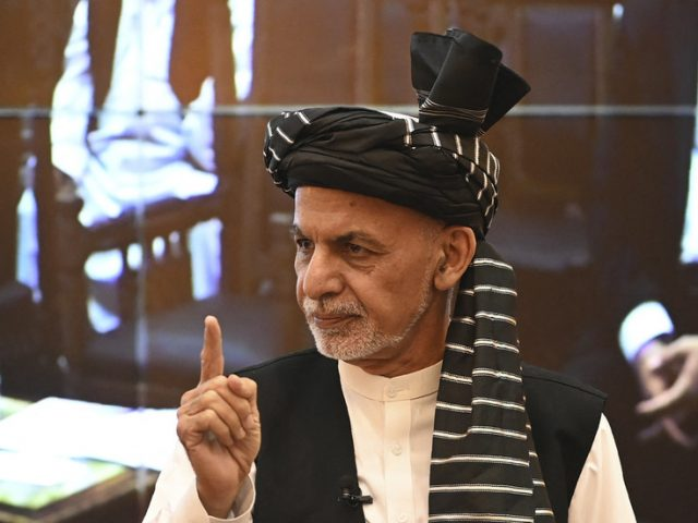 Deposed president Ghani expresses 'deep and profound regret' for fleeing Kabul, swears he did not steal millions of dollars