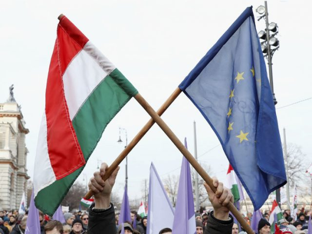 'No further powers to Brussels': Hungary's foreign minister calls for more sovereignty within the EU