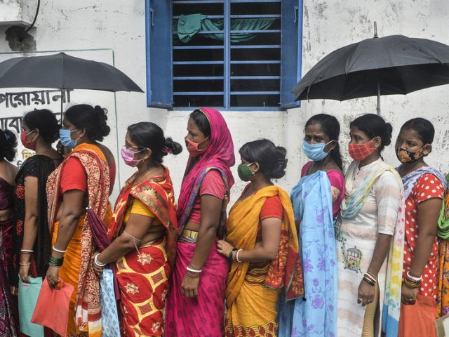 India administered more Covid jabs in August than all G7 countries put together