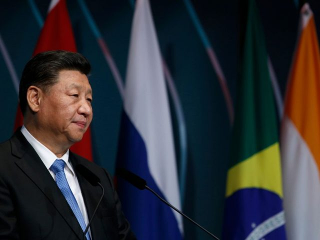 Chinese president presses corporate giants to be philanthropic