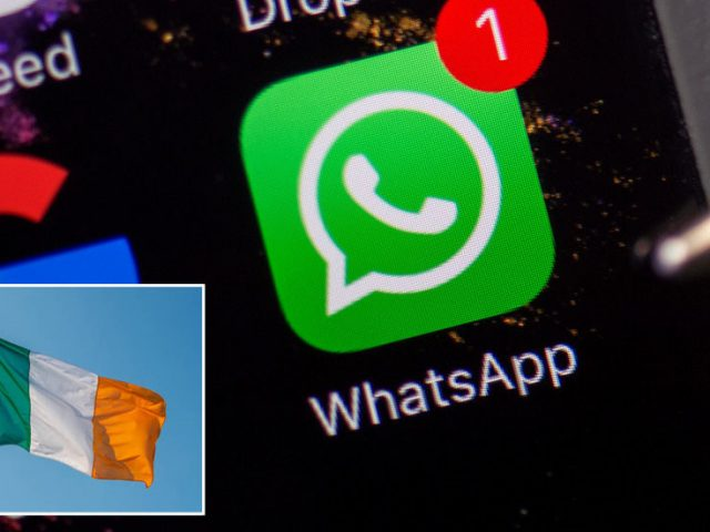 Irish data privacy watchdog dishes out record €225mn fine to WhatsApp