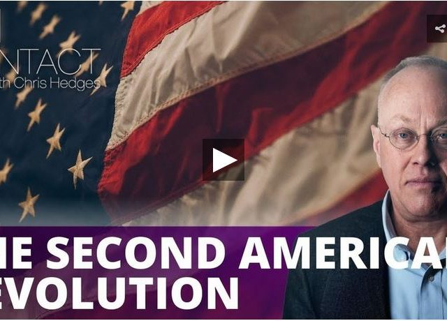 On Contact: The second American revolution