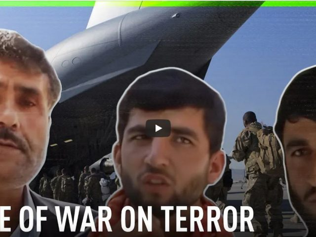 Lost Future | Afghan citizens on US withdrawal from Afghanistan