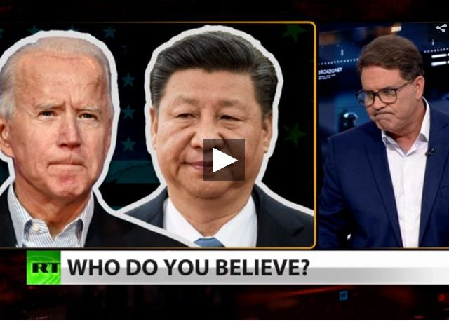 Xi to Biden 'no thanks, I don't want to meet with you' (Full show)