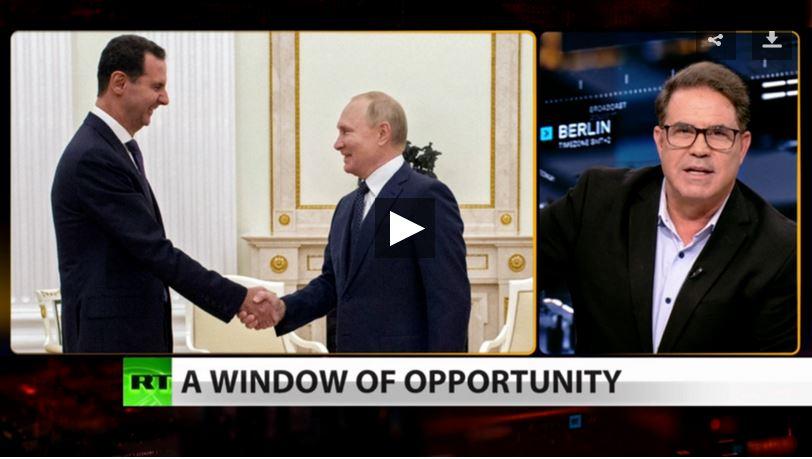 Rick Sanchez Putin Assad