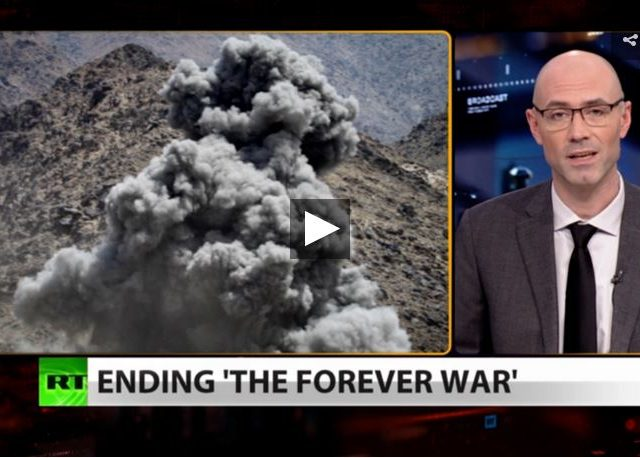 Is this what ending 'forever war' looks like? (Full show)