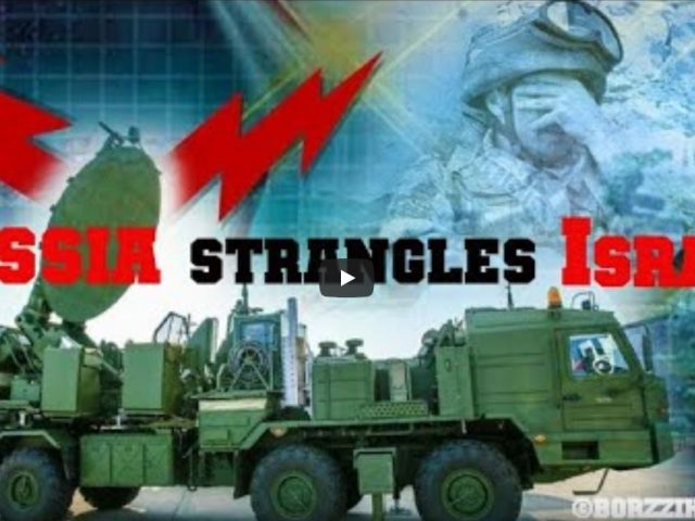 Russia Blocked Israeli EW Systems! Syrian Air Defense Systems Are Becoming Invulnerable Every Day!
