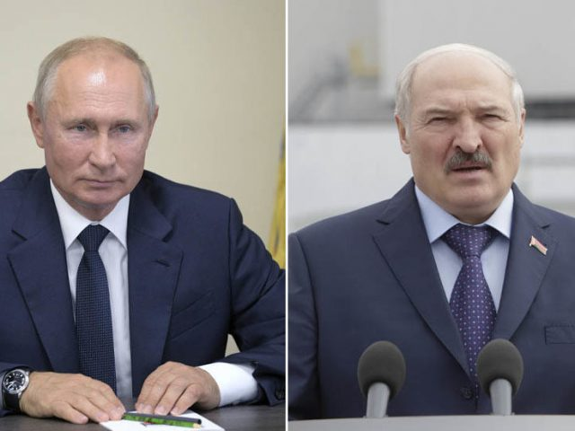 NATO expansion into Ukraine would 'cross red lines' & force Russia and Belarus to act, Kremlin says after Putin-Lukashenko summit