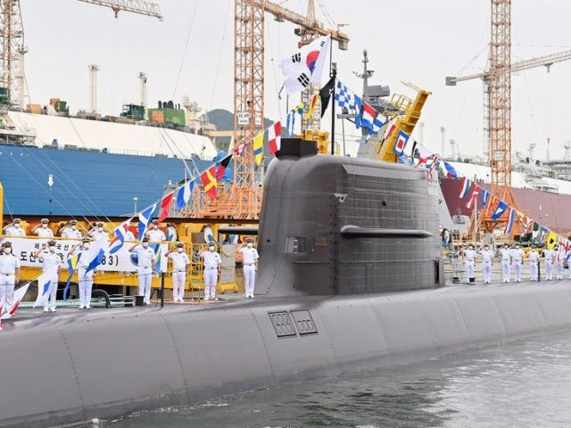 South Korea becomes first nation without nuclear weapons to develop submarine-launched ballistic missile capability – media