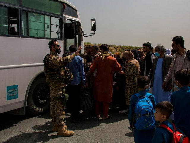 Up to 40,000 people left in Afghanistan are eligible for evacuation to Germany – Merkel
