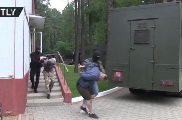 American intelligence financed Ukrainian spy sting against purported Russian mercenaries set up & detained in Belarus, CNN alleges