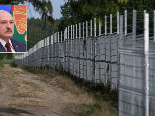 Belarus set to refuse illegal migrants deported from European Union countries, as Lukashenko ramps up refugee border row with West