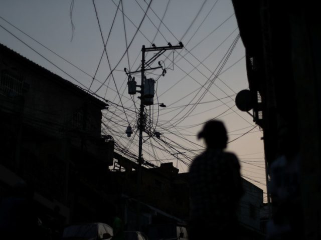 Venezuela reports another 'terrorist attack' on its electrical system as power outages hit Caracas region & other areas