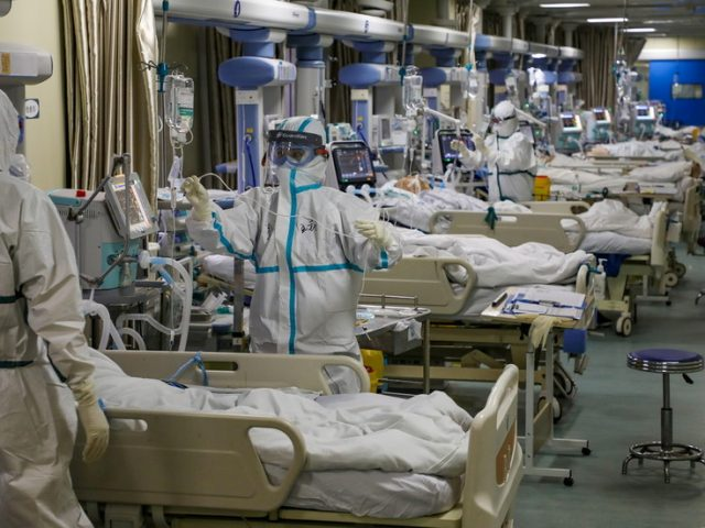 WHO 'deeply worried' about high Covid transmission rate in Europe, says 236,000 MORE could die by December