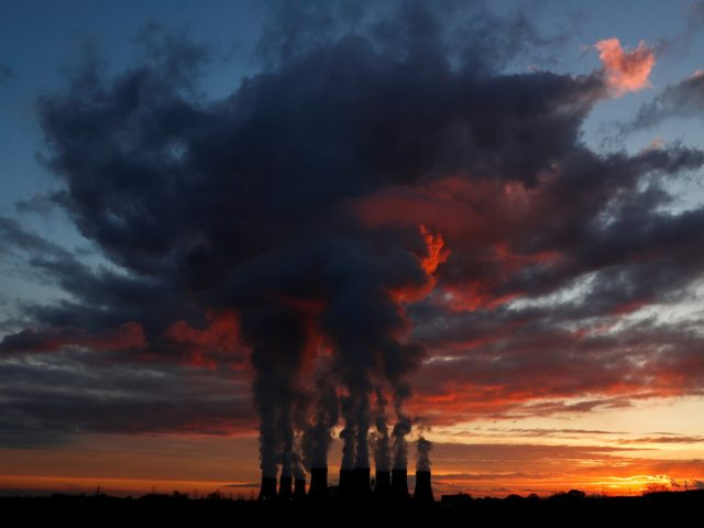 Among Europe's dirtiest: 'Green' biomass power plant in Yorkshire burning 'renewable' wood emits MORE CO2 than UK's coal – report