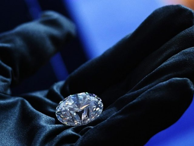 Russian gem miner boosts output to 23.3 million carats