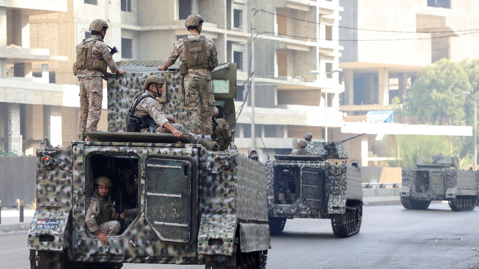 Armored vehicles have