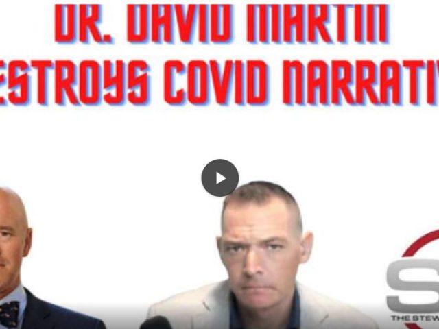 Dr. David Martin Ends covid, Fauci, DOJ, politicians -in one interview