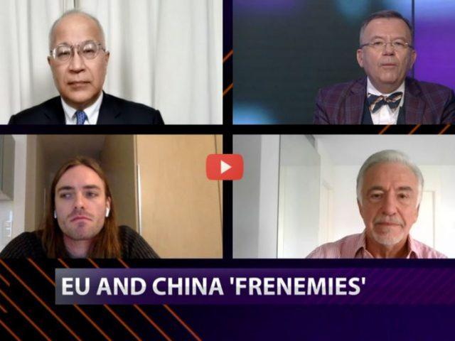 CrossTalk | EU and China: 'frenemies'