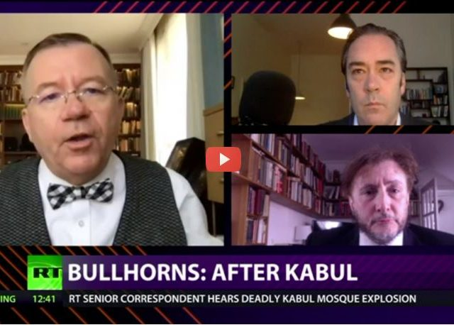 CrossTalk Bullhorns, HOME EDITION: After Kabul