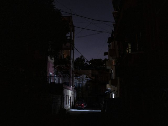 Lebanon in COMPLETE DARKNESS after 2 power stations shut down, blackout will 'continue for few days'