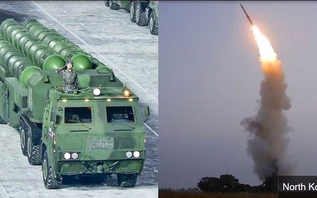 North Korea Finally Unveils Test Firing of New 'S-400-Like' Air Defence System