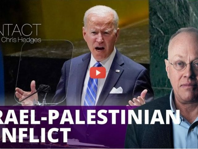 On Contact: Israeli-Palestinian conflict