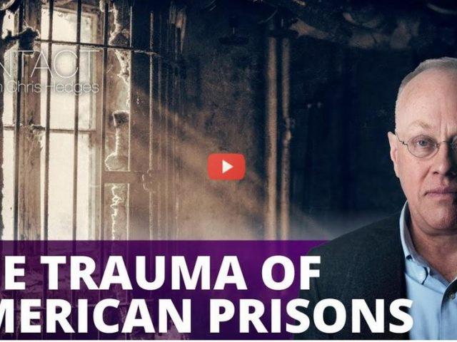 Trauma & Transformation in an American Prison, Part 1
