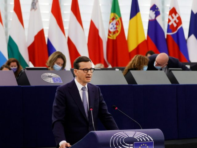 Poland will bow to EU's demands and dissolve Supreme Court disciplinary chamber, country's prime minister announces