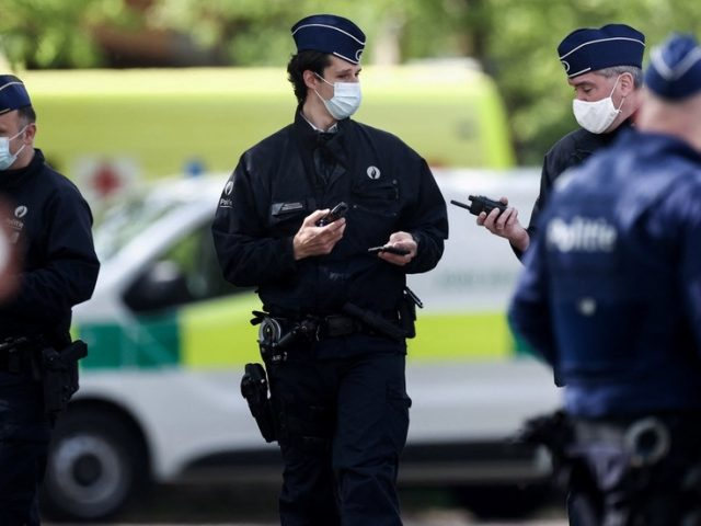 Suspect arrested after reports of armed teen send Belgian city of Waregem into lockdown